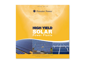 High Yield Solar booklet