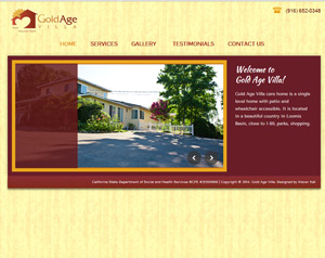 Gold Age Villa Senior Care
